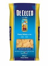5x Pasta De Cecco 100% Italienisch Pasta Mista n. 120  Nudeln 500g