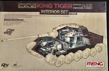 Meng Sd.Kfz.182 King Tiger Interior Set Herschel Turret 1/35 SPS-037