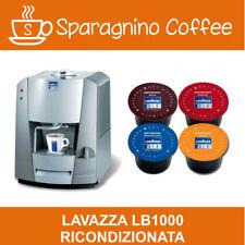 Macchina caffè RICONDIZIONATA Lavazza LB1000 per capsule sistema LAVAZZA BLUE