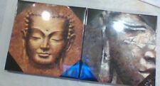 Buddha Canvas Wall Art Decor Religion Painting Modern Print Framed Ready to Hang