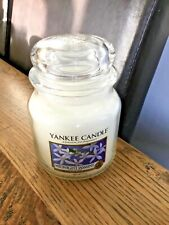 Yankee Candle Wax JAR Medium MIDNIGHT JASMINE 411g