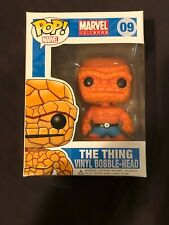 Funko Pop Marvel #09 The Thing Used