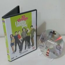 10 Things I Hate About You DVD Heath Ledger #ub2