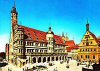 Rothenburg o.d. Tauber , Ansichtskarte