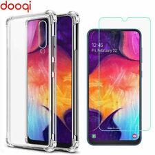 For Samsung Galaxy A20E/A10E/A 20 A10 A30 A50 s/A70/ Clear Case+Screen Protector