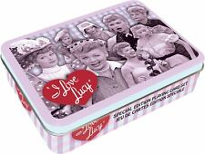 I Love Lucy Playing Cards Tin Card Game Lucille Ball Special Solitaire Collector