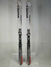 USED Volkl Unlimited AC4 Skis 170cm