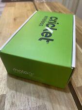 Motorola Moto G7 SUPRA - 32GB - Marine Blue (Cricket Wireless) (Single SIM)