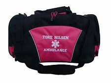 Personalized Duffel Bag EMT EMS Star of Life PARAMEDIC Medic Nursing Medical