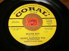 DANNY HARRISON - WATER BOY - YOU TOOK THE BEST    / LISTEN - ROCK POPCORN