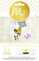 American Crafts 21 Piece Heidi Swapp Minc Tags, Hello There