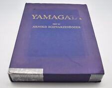Yamagata by Hiro & Arnold Schwarzenegger Art Coffee Table Book Hardcover w/ Case