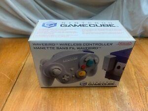 Nintendo Gamecube - Wavebird Controller - Boxed & Manual - Box Only Collector