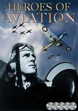 Heroes of Aviation WW2 DVD Region 2 5DVD SET New