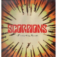 Scorpions LP VINILE Face The Heat / Mercury 518 280-1 NUOVO 0731451828010