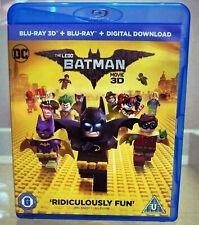 The Lego Batman Movie 3D Blu-ray+Blu-ray Region Free