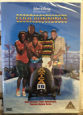 Cool Runnings 1994 Rare Deleted Disney Classic Comedy John Candy DVD New