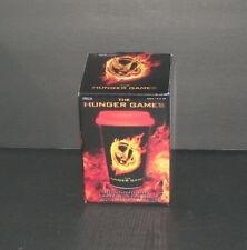 Hunger Games Burning Pin Ceramic Travel Coffee Mug