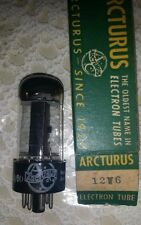 ARCTURIS Vintage 12W6  Amplifier Tube- NOS / NIB