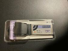Sonnet 4 Port Usb 2.0 ExpressCard 34 Adapter Win/Mac Usb2-4P-E34 Brand New