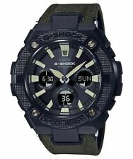 Casio Men's G-Shock G-Steel Solar Powered Analog Digital Watch GST-S130BC-1A3