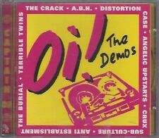 Oi! THE DEMOS - VARIOUS ARTISTS - (still sealed cd) - AHOY CD 81