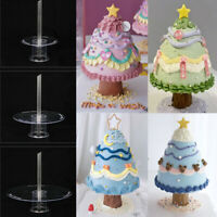 Christmas Tree Wishing Tree Cake Support Stands Mold Birthday Baking Decor Tools