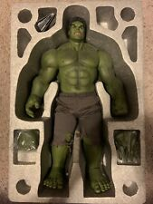 Hot Toys MMS186 1/6 The Avengers Hulk COMPLETE Original Package NM