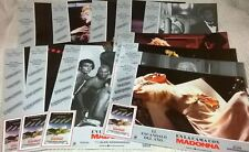 IN BED WITH MADONNA - 12 Spanish PUBLICITY POSTER CARDS. Free WW Post