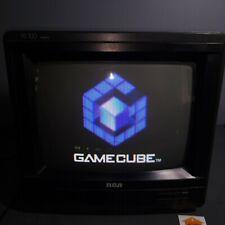 """13"""" Vintage RCA XL 100 X13135EB Black Tube TV Retro Gaming CRT Television 1988"""
