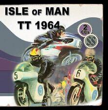 TT 1964 2 CD. MURRAY WALKER. HAILWOOD, REDMAN etc. 89 Mins. DUKE DMCD9948