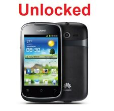 Huawei Ascend Y201 U8666E Black 3.5'' Display 3.2MP Camera Android v4.0 Unlocked