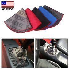 Shifter Boot Cover Bride Racing Hyper Fabric Shift Knob Mt/At Stitches for Honda