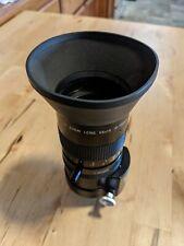 Canon TV Zoom Lens v6x16 16-100mm 1:1.9 made in Japan