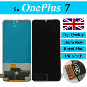 For OnePlus 7 Full LCD Display Touch Screen Digitizer Assembly Replacement UK