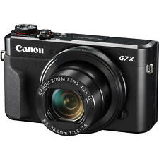 Brand New CANON PowerShot G7 X Mark II Digital Compact Camera US SHIP*1