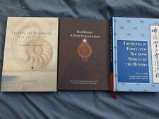 New ListingBuddhism Book Lot