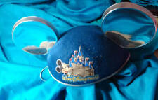 Walt Disney World Parks Where Dreams Come True Mickey Mouse Light Up Hat