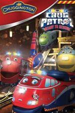 Chuggington - Ready To Rescue / Chug Patrol Special (DVD, 2013) (D175)
