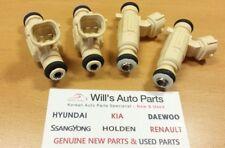 GENUINE BRAND NEW Fuel Injector 4p SUITS HYUNDAI ELANTRA 2.0L 2003-2006