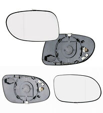 Mirror Glass Mercedes W168 Right+Left Heated 1997-2004