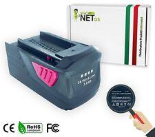 Batteria Li-ion 36V 3000mAh per Hilti B36/3.0 B36V TE 6-A 418009 2203932