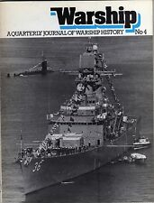 Warship Quarterly No 04 (Conway 1977 1st)