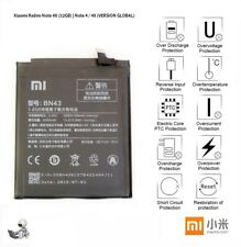Bateria BN43 para Xiaomi Redmi Note 4X (32GB) * Note 4 / 4X **VERSIÓN GLOBAL**
