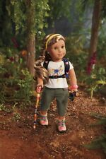 💕American Girl Doll Lea's RAINFOREST HIKING Outfit & ACCESSORIES Set ONLY 1!!💕