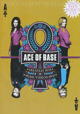 ACE OF BASE - Greatest Hits Music Videos - South African DVD & CD NEXTDV011 NEW