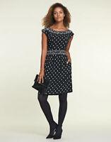 Bravissimo SPOT PANEL DRESS by Pepperberry RRP £55.00 (49A)