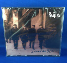 THE BEATLES: Live At The BBC (ULTRA RARE UK 1994 IMPORT 1ST PRESSING 2CD FATPAK)