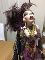 Luxury doll- Katherine's Collection, retired Las Vegas