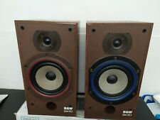 B&W DM110 Speakers Bowers and Wilkins System